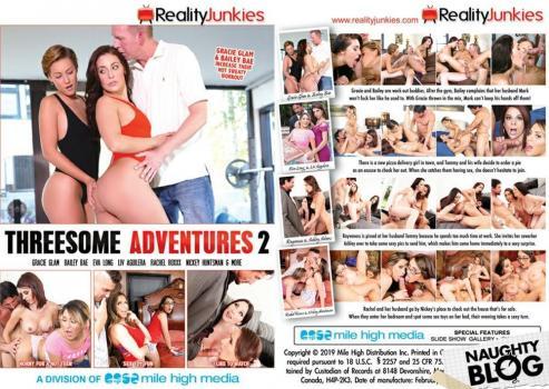 Threesomes Adventures # 2
