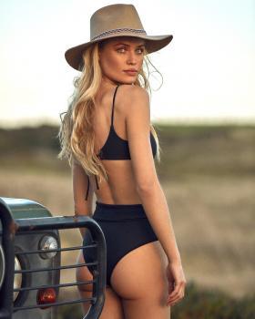 Camilla Forchhammer Christensen - LATITID Swimwear 2019 - sexy