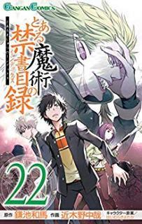 To Aru Majutsu no Kinsho Mokuroku (とある魔術の禁書目録) 01-22