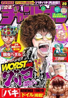 [雑誌] 週刊少年チャンピオン 2019年20号 [Weekly Shonen Champion 2019-20]