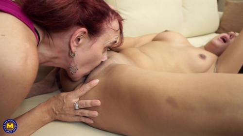 M@tureNL Jordan And Maira B Lesbian [FullHD 1080P]