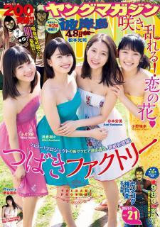Weekly Young Magazine 2019-21 (週刊ヤングマガジン 2019年21号)