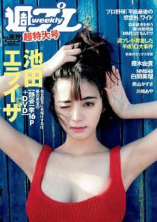 Weekly Playboy 2019-18-19 (週刊プレイボーイ 2019年18-19号)