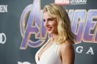ELSA PATAKY at Avengers: Endgame Premiere 4/22/19
