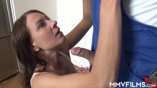 MMVFilms Valeria Jones Backdoor Plumber GERMAN [FullHD 1080P]