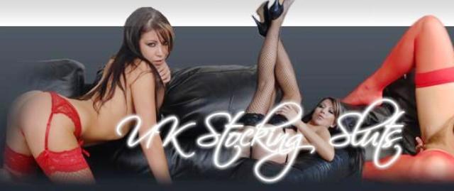 UkStockingSluts (SiteRip) Image Cover