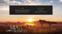 Mia e il Leone Bianco (2018) DVD9 Copia 1:1 ITA ENG