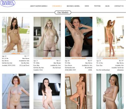 MatrixModels.com (SiteRip) Image Cover