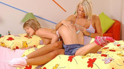 Special lesbian foot treatement Video with Monika Sweet & Dorina