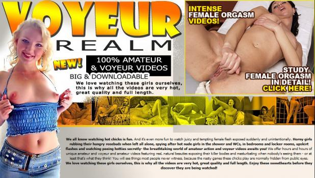 VoyeurRealm (SiteRip) Image Cover