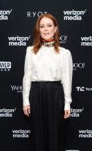 Julianne Moore - Verizon Media NewFront 2019 on April 30 2019