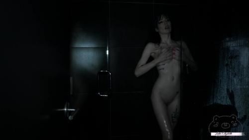 Leda Elizabeth - Shower Sex with Nathan Bronson & Leda Elizabeth [FullHD 1080P]