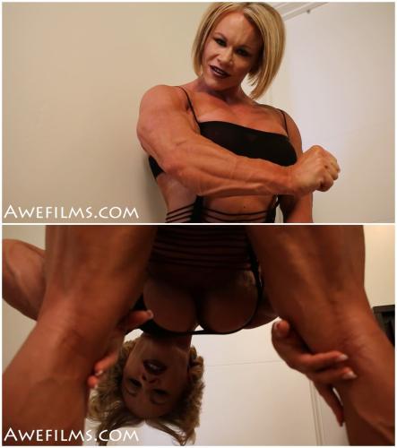 Jessica Williams Flexfam Muscular Women Flexing Porn300 1