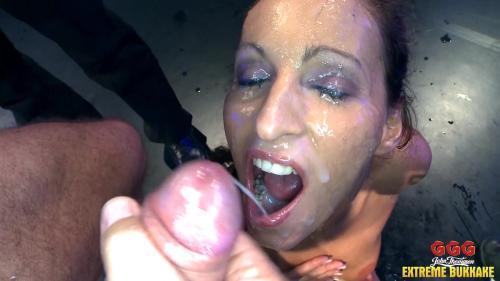 ExtremeBukkake Heidi Van Horny Sperm Luck GERMAN [FullHD 1080P]