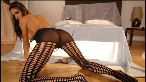 Jennifer and pantyhose... Video with Jennifer