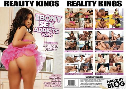 Ebony Sex Addicts # 6