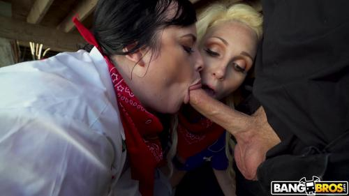 A$$Parade Virgo Peridot And Alexis Andrews [FullHD 1080P]