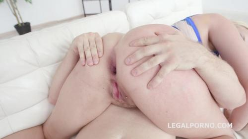 Total DAP destruction with Angel Wicky, Balls Deep Anal and DAP, TP, Gapes, Facial GIO1045 [HD 720P]