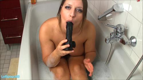 Lollipopo69 - BlackSunday in der Badewanne [FullHD 1080P]