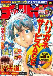 Weekly Shonen Champion 2019-19 (週刊少年チャンピオン 2019年19号)