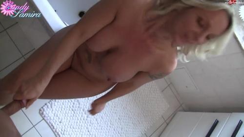 sweetpinkpussy - Krass - 20 jaehrigen Neffen im Bad abgefickt [HD 720P]